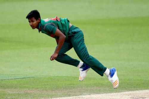 Mustafizur will lead the Bangladesh pace-attack in the World Cup