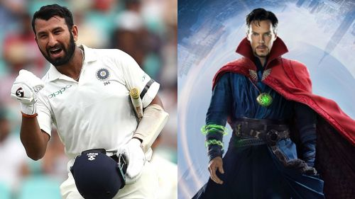 Pujara and Doctor Strange are very underrated