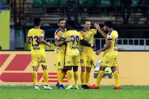 Kerala Blasters finally put an end to their winless run (Photo: ISL)