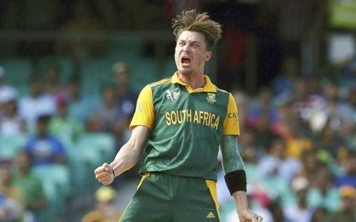 Dale Steyn was rested for the T20I series against Pakistan