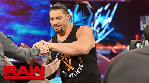Reigns is back