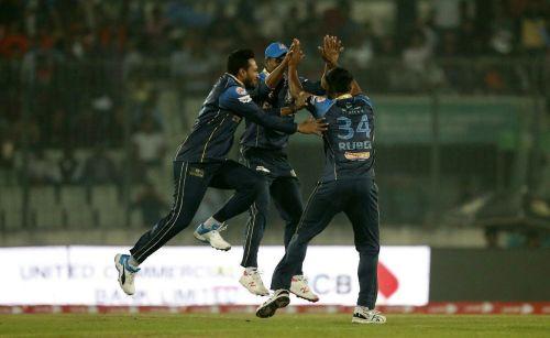 Finals Dhaka vs comilla
