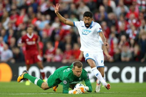 Liverpool FC v 1899 Hoffenheim - UEFA Champions League Qualifying Play-Offs Round: Second Leg