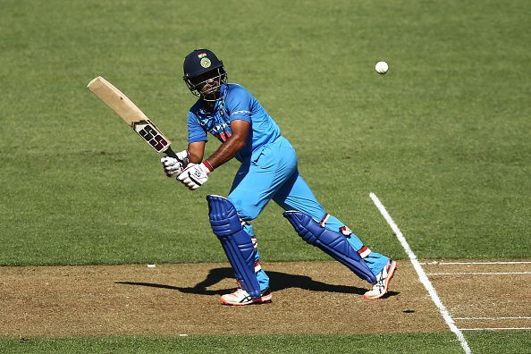 The success of batsmen like Ambati Rayudu has reassured Indian team about the quality of middle order