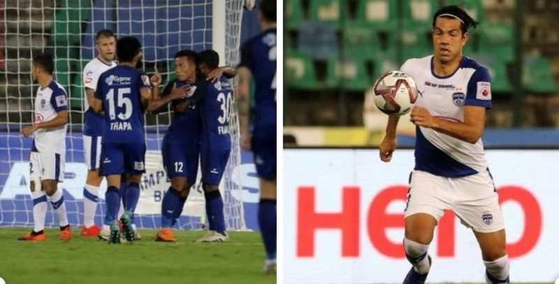 Chennaiyin FC handed Bengaluru FC their second defeat in their ISL 2018-19 campaign