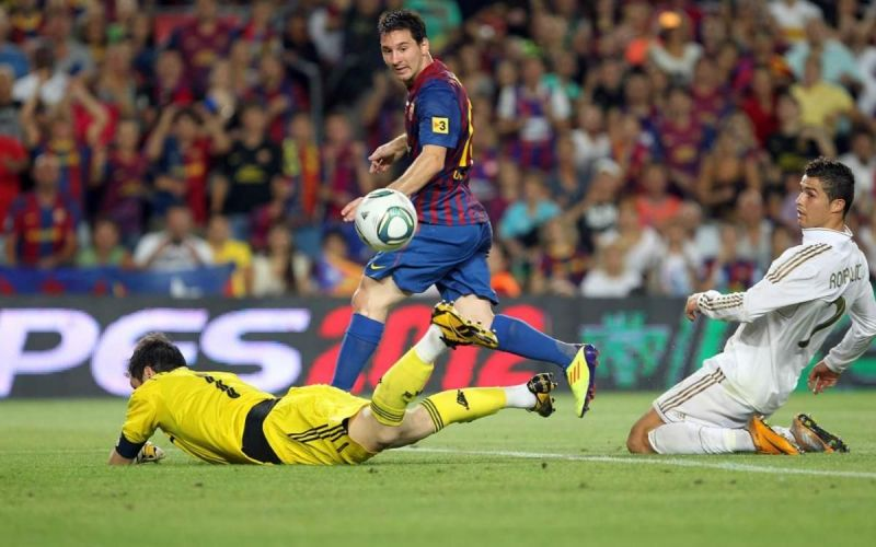 The El Clasico is one of the most anticipated games in football