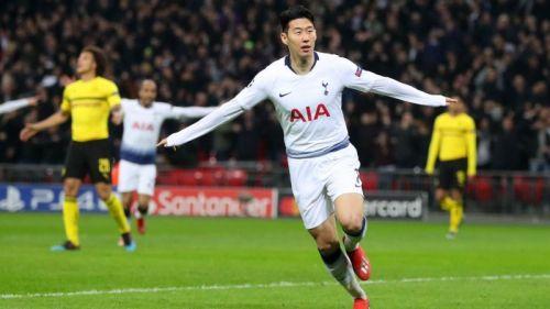 Tottenham Hotspur take Borussia Dortmund apart in a riotous second-half