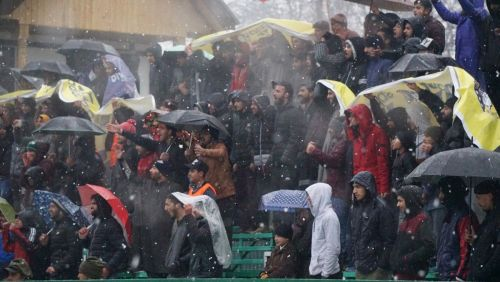 The spectators at the TRC Ground in Srinagar may not witness East Bengal this time