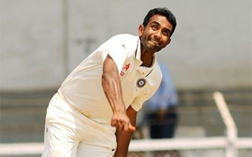 Jayant Yadav has international experience on his side