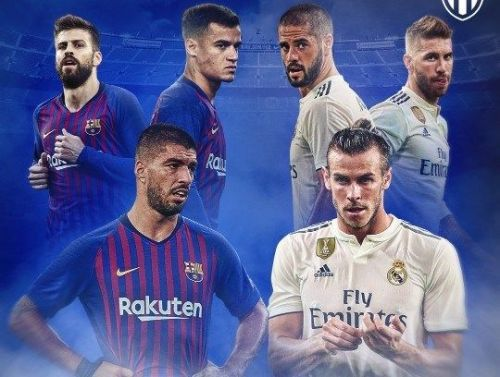 El Clásico will decide who takes a spot in the Copa del Rey final