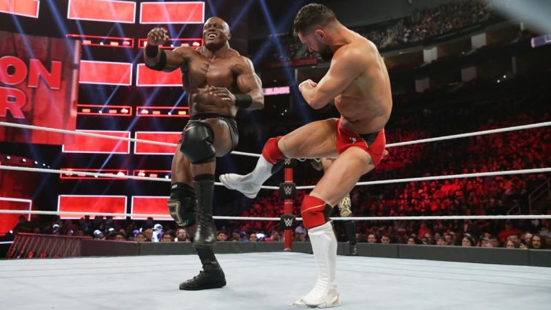 Balor needs to move past Lashley