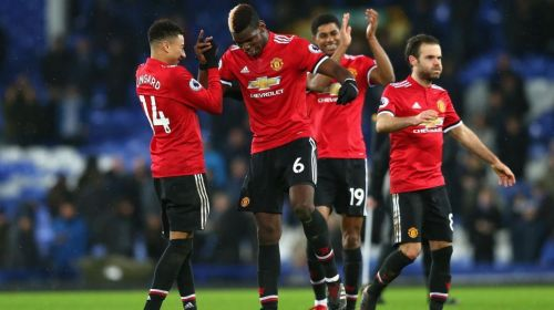 Manchester United are on the up