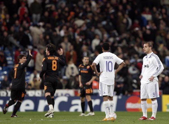 Real Madrid v AS Roma - UEFA Champions League