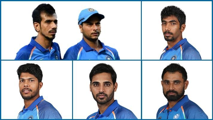 Bowlers (Image Courtesy: ICC)