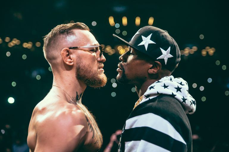 The fight between McGregor and Mayweather broke many records