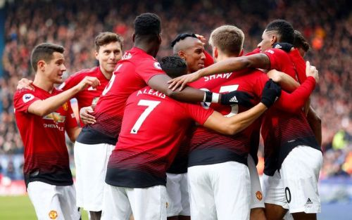 Manchester United extended their unbeaten run under Solskjaer to ten games
