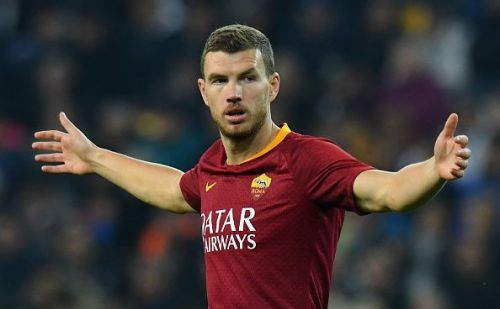 Can Dzeko power Roma to the quarter-finals?