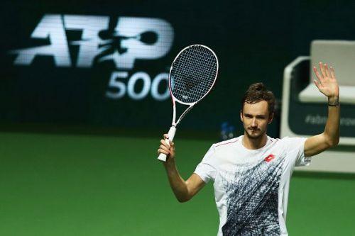 Daniil Medvedev at ABN AMRO World Tennis Tournament - Day Five