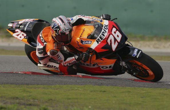 The 2006 Chinese Grand Prix played host to Dani Pedrosa