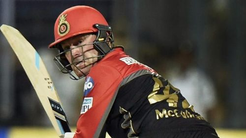 Brendon McCullum was released by Royal Challengers Bangalore