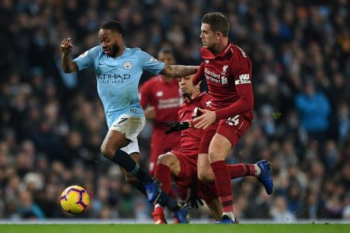 Manchester City and Liverpool are involved in a nip and tuck race for the Premier League title