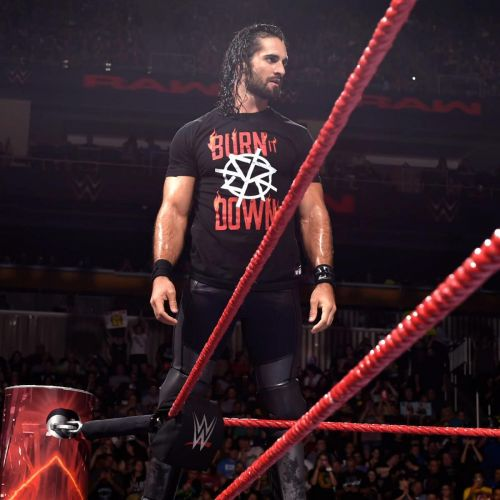 Image result for seth rollins raw