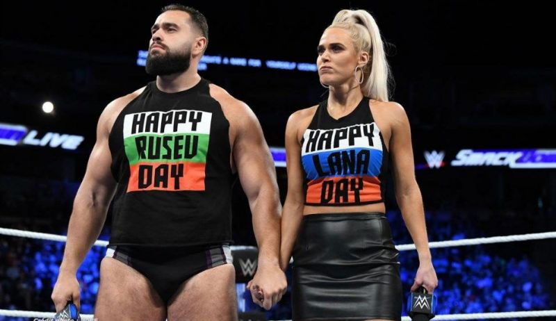 Rusev and Lana could leave the WWE soon as they are reportedly unhappy