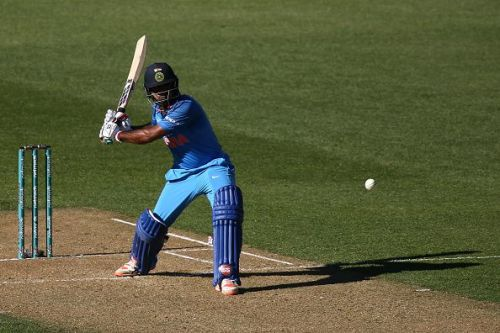 Ambati Rayudu stitching the innings together