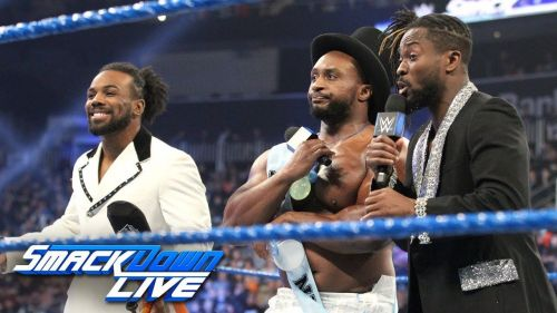 Many feel that The New Day should split