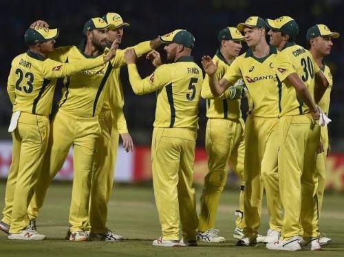 Australia eye their first T20I series win since 2016