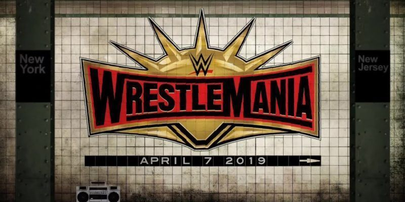 WrestleMania is just over a month away