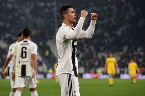 Cristiano Ronaldo has been brilliant for the Old Lady this season