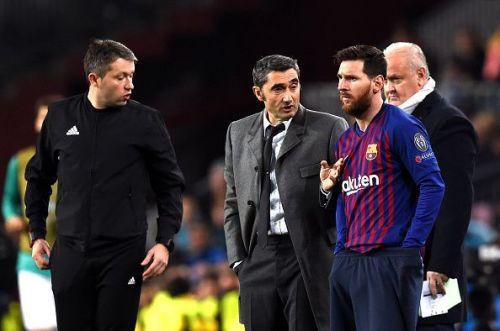 Messi might have a new partner next season