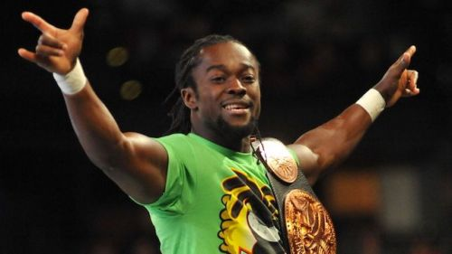 Kofi Kingston deserves the title