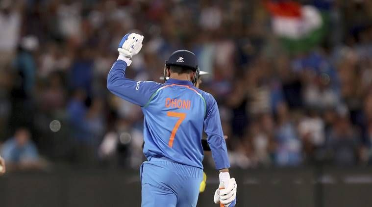 India vs Australia 2019: MS Dhoni becomes the first Indian to hit 350 sixes in international cricket