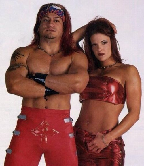 Lita debuted in the WWE alongside Rios