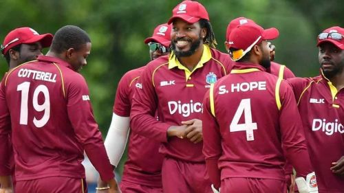 Chris Gayle set to represent Windies in the ODI series against England.