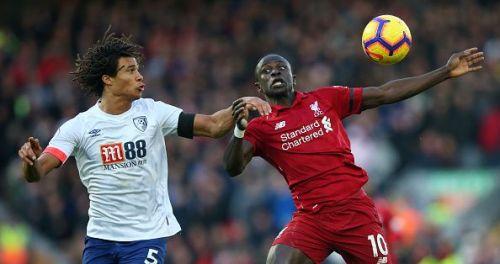 Sadio Mane, Liverpool FC v AFC Bournemouth - Premier League
