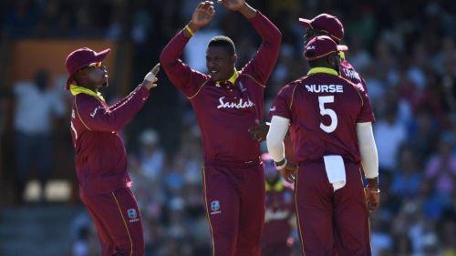 West Indies vs England, ODI series