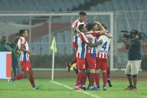 ATK registered a much-important win