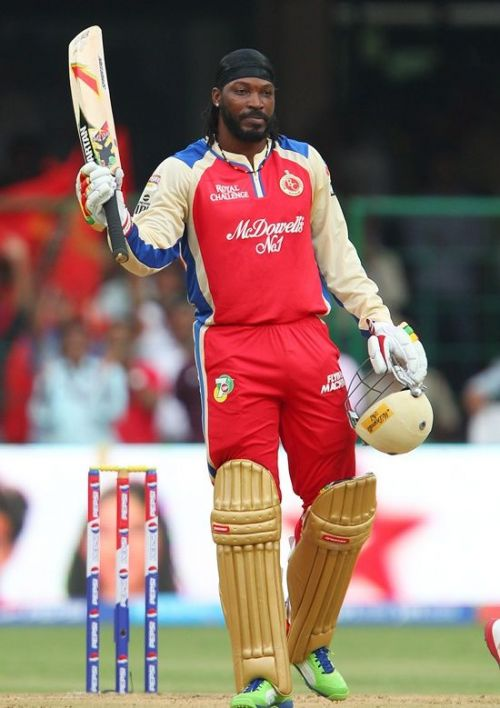 Chris Gayle absolutely wreaked havoc in the 2012 edition of the IPL