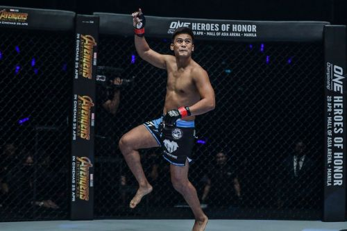 """Thai mixed martial arts hero Shannon """"One Shin"""" Wiratchai is more determined than ever to bounce back and right his ship"""