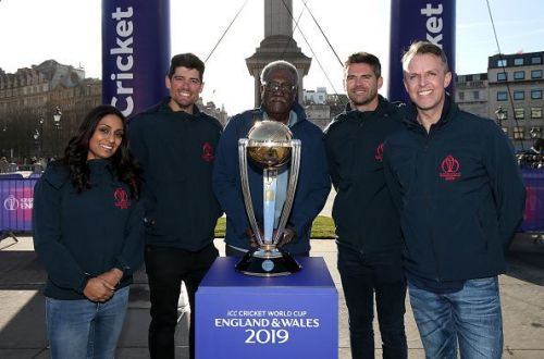 ICC Men's Cricket World Cup 2019: 100 Days-to-Go