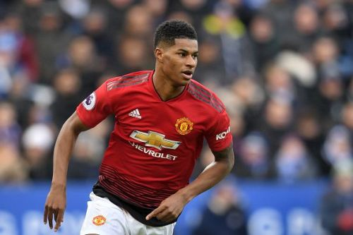 Marcus Rashford played a vital role in United's revival under Ole Gunnar Solskjaer.