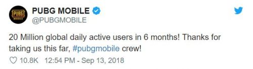 20 Million active users and counting!