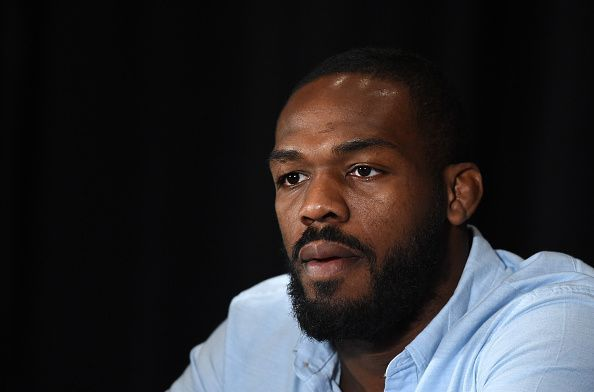 Interim UFC Light Heavyweight Champion Jon Jones Press Conference