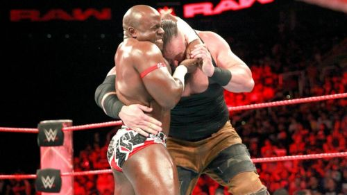 Apollo Crews has been underutilized by WWE Creative
