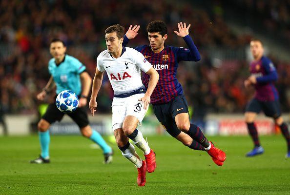 Could Tottenham
