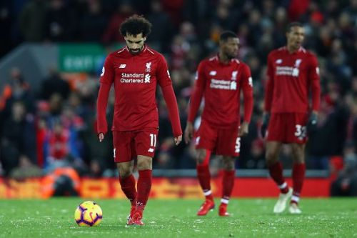 Salah would be preparing for Liverpool's Bayern Munich challenge.
