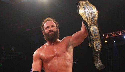 Young was very quickly given a World Title pushed around the same time as Daniel Bryan.